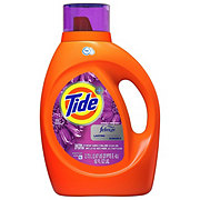 Tide Plus Febreze Spring & Renewal HE Turbo Clean Liquid Detergent, 48 Loads