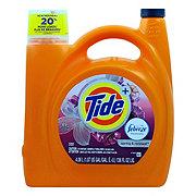 Tide Plus Fresh Spring Renewal with Febreze Liquid Detergent, 72 Loads