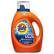 Tide Plus Ultra OXI HE Liquid Laundry Detergent, 59 Loads