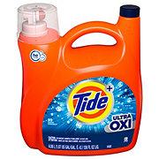 Tide Plus Ultra OXI HE Liquid Laundry Detergent, 89 Loads