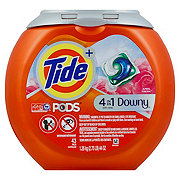 Tide PODS April Fresh Scent Plus Downy HE Laundry Detergent Pacs