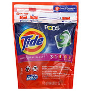 Tide PODS HE Fresh Coral Blast Scent Laundry Detergent Pacs