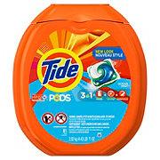 Tide PODS HE Ocean Mist Scent Liquid Detergent Pacs