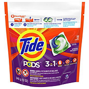 Tide PODS HE Turbo Laundry Detergent Pacs, HE Spring Meadow Scent