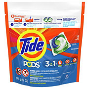 Tide PODS HE Turbo Original Scent Laundry Detergent Pacs