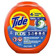 Tide PODS Liquid Detergent Pacs HE Original Scent
