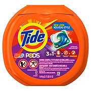 Tide PODS Liquid Detergent Pacs HE Spring Meadow
