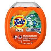 Tide PODS Liquid Detergent Pacs with Febreze HE Botanical Rain