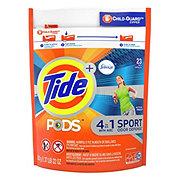 Tide PODS Plus Febreze Sport Odor Defense Active Fresh Scent HE Laundry Pacs