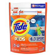 Tide PODS Plus Febreze Sport Odor Defense Laundry Pacs HE Active Fresh Scent