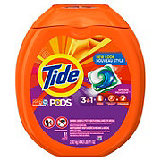 Tide PODS Spring Meadow HE Liquid Detergent Pacs