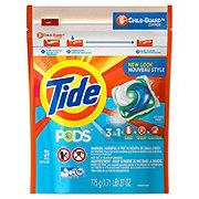 Tide PODS Turbo Ocean Mist Scent HE Liquid Detergent Pacs