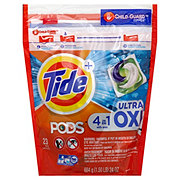 Tide PODS Ultra OXI Laundry HE Detergent Pacs