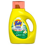 Tide Simply Clean & Fresh Daybreak Fresh HE Liquid Laundry Detergent 25 Loads