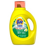 Tide Simply Clean & Fresh Daybreak Fresh HE Liquid Laundry Detergent, 64 Loads