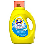 Tide Simply Clean & Fresh Refreshing Breeze HE Liquid Laundry Detergent, 64 Loads