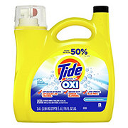 Tide Simply + Oxi HE Refreshing Breeze Liquid Laundry