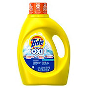 Tide Simply Oxi Refreshing Breeze HE Liquid Laundry Detergent 74 Loads