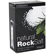 Tidman's Natural Coarse Rock Salt