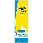 Tidy Cats Drawstring Litter Box Liners