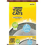Tidy Cats Non-Clumping Glade Tough Odor Solutions Cat Litter