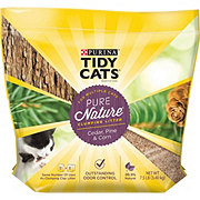 Tidy Cats Pure Nature Clumping Litter For Multiple Cats