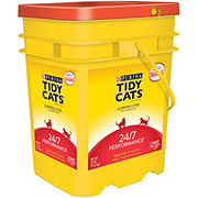 Tidy Cats Scoop 24/7 Performance Cat Litter For Multiple Cats