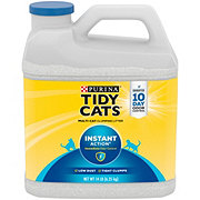 Tidy Cats Scoop Instant Action Cat Litter For Multiple Cats