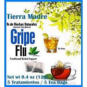 Tierra Madre Flu Tea Te De Gripe Tea Bags