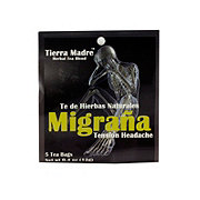 Tierra Madre Migrana Tension Headache Herbal Tea Blend