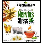 Tierra Madre Nervios Stress Herbal Tea Blend
