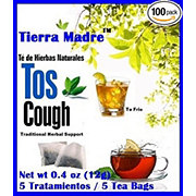 Tierra Madre Tos Cough
