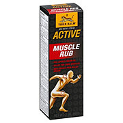 Tiger Balm Fast Relief Muscle Rub