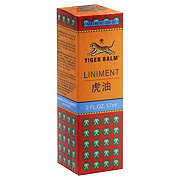 Tiger Balm Non-Staining Pain Relieving Liniment