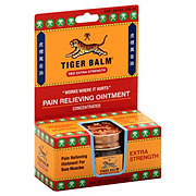 Tiger Balm Red Extra Strength Pain Relieving Ointment Concentrated