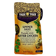 Tiger Tiger Punjabi Style Butter Chicken Simmer Sauce