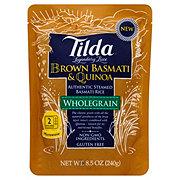 Tilda Brown Basmati Rice And Quinoa