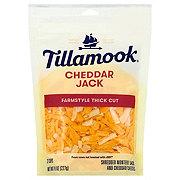 Tillamook Cheddar Jack Cheese, ThickShredded