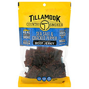 Tillamook Country Smoker Sea Salt & Pepper Beef Jerky