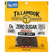 Tillamook Country Smoker Zero Sugar Beef Jerky