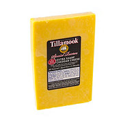 Tillamook Extra Sharp Cheddar Black Wax