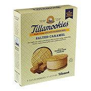 Tillamook Salted Caramel Gelato Sandwiches