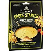 Tillamook Spicy Queso Sauce Starter
