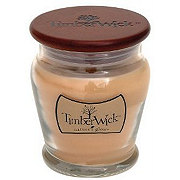 TimberWick Vanilla Brulee Scented Candle