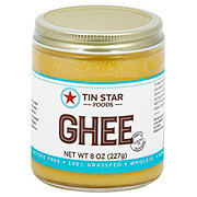Tin Star Foods Ghee