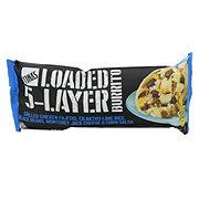 Tina's Loaded 5-layer Burrito Grilled Chicken Fajitas