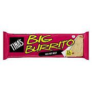 Tina's Red Hot Beef Big Burrito