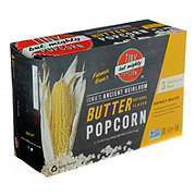 Tiny But Mighty Microwave Popcorn, Butter