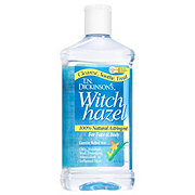 TN Dickinsons Witch Hazel For Face And Body