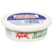 Tofutti Better Than Cream Cheese Plain Imitation Cream Cheese